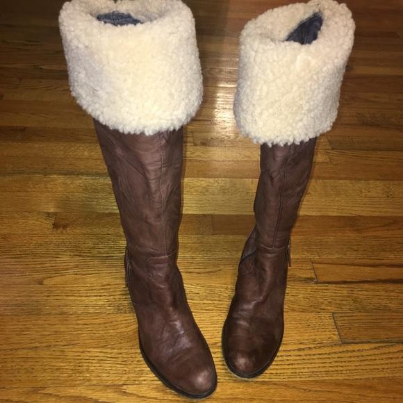 d0868e93d Sam Edelman Shoes - Sam Edelman Over The Knee Kara Boots - Sz 6.5